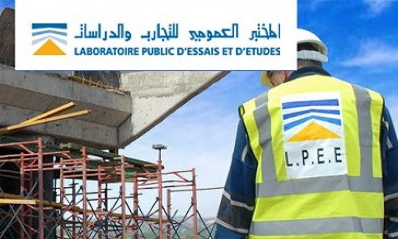 Le Laboratoire Public d'Essais et d'Etudes adopte les comptes de l'exercice 2019