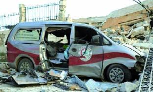 ONU : Crimes de guerre et possibles crimes contre l'humanité à Idleb
