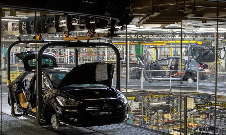 Automobile: PSA reste rentable malgré la crise