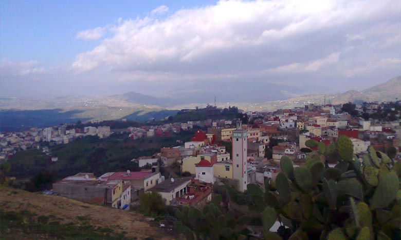 La secousse, dont l'épicentre est situé dans la commune Loulja, s'est produite à 00 h 28 min 27 sec (GMT+1). Ph : DR