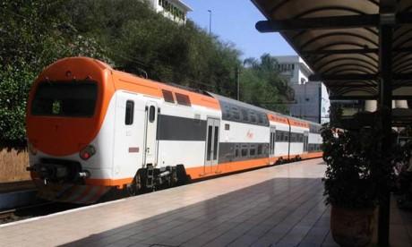L'ONCF enregistre 350.000 voyageurs depuis le 25 juin