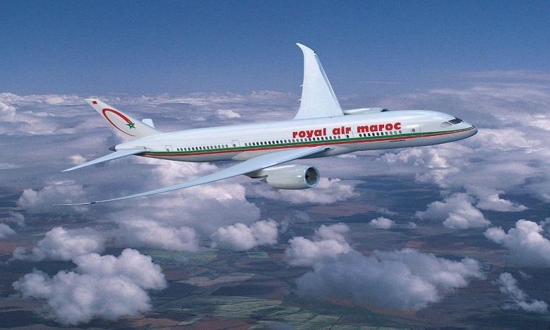 L'opération de rapatriement s'est effectuée via un vol de la Royal Air Maroc (RAM) en provenance du sultanat d'Oman.  Ph: DR.