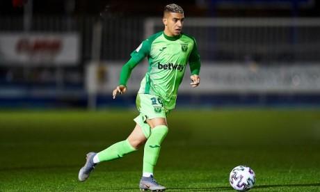 Le Marocain Aymane Mourid signe à Leganés jusqu'au 2024