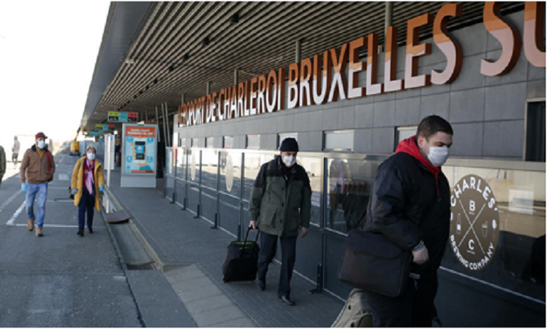 Covid-19 : La Belgique n'ouvre pas ses frontières aux pays tiers recommandés par l'UE dont le Maroc
