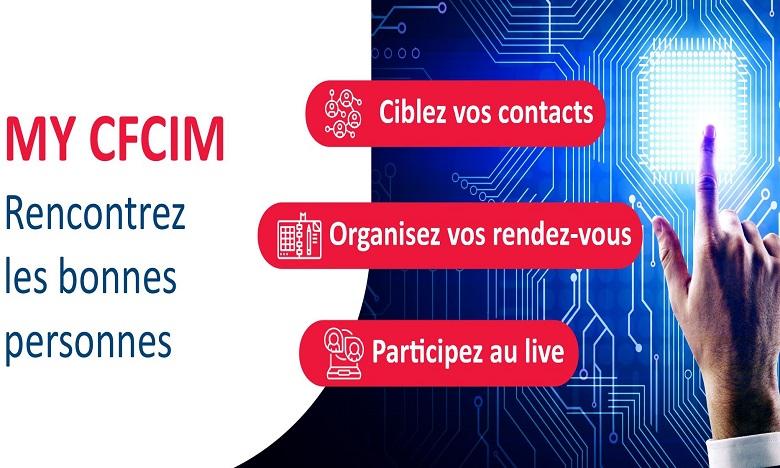 MY CFCIM, la plateforme dynamique de relance d'affaires lancée ce jeudi