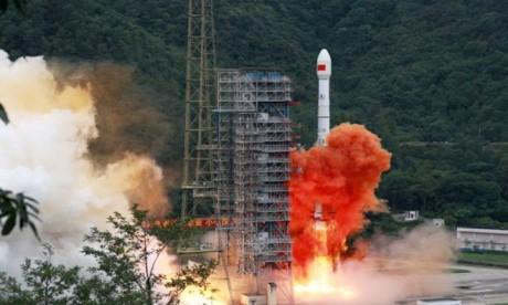 Chine : lancement d'un nouveau satellite de cartographie à haute résolution