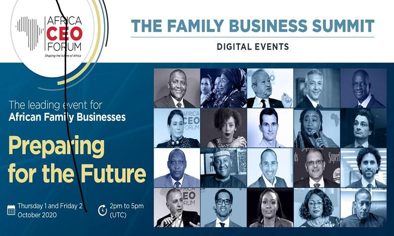 La première édition du Family Business Summit en  octobre prochain