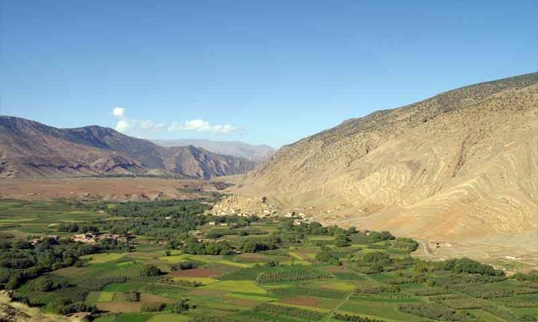 Le Maroc a été parmi les Etats membres qui ont poussé vers la création de géoparcs mondiaux de l'Unesco dans le cadre du programme international des géosciences et géoparcs. Ph : DR