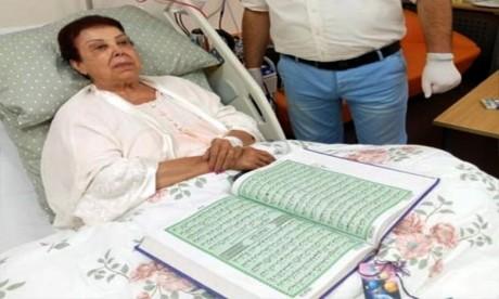Décès de l'actrice égyptienne Ragaa Al-Guiddawi des suites du Covid-19