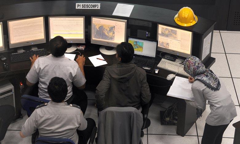 Le fort séisme s'est produit à une profondeur de plus de 500 kilomètres et a été ressenti dans plusieurs régions de l'archipel,  a précisé l'USGS. Ph :  AFP