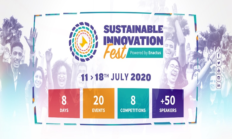 "Enactus Morocco organise le ""Sustainable Innovation Fest"""
