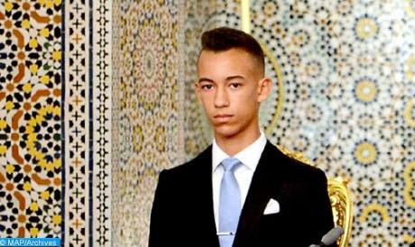 S.A.R. le Prince Héritier Moulay El Hassan décroche le Baccalauréat session-2020 avec mention «très bien»
