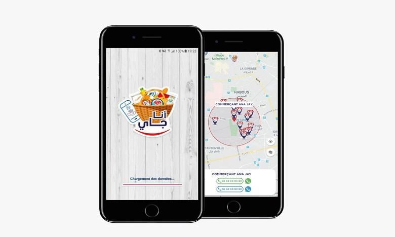 Livraison à domicile: Le service «Ana Jay» se dote d'une application mobile