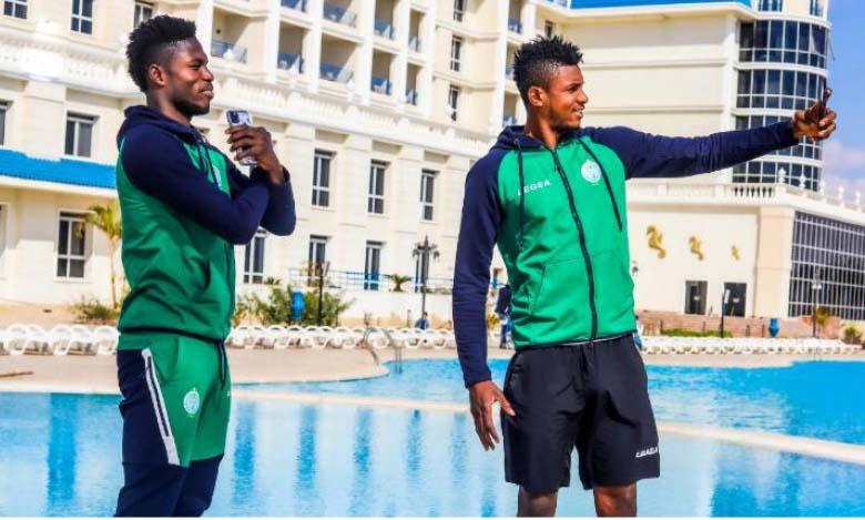 Ben Malango et Fabrice Ngoma  de retour ce mercredi à Casablanca