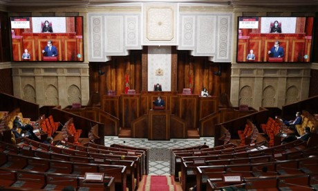 Chambre des représentants: Clôture jeudi de la deuxième session de l'année législative