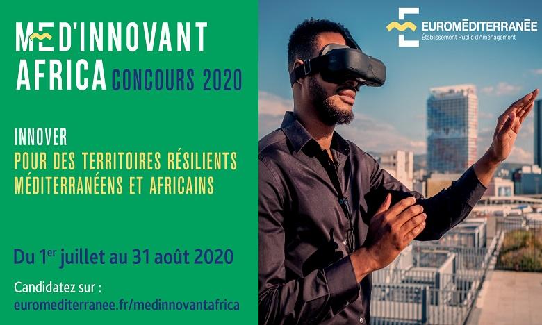 Concours Med'Innovant Africa  2020 : l'appel à candidatures lancé