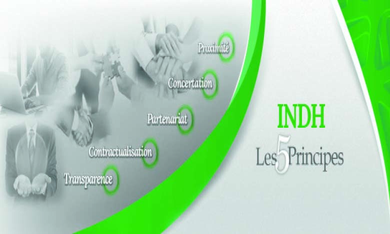 INDH : Première réunion  du Comité de coordination  provincial