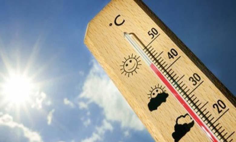 Forte vague de chaleur jusqu'à mardi dans plusieurs provinces du Royaume