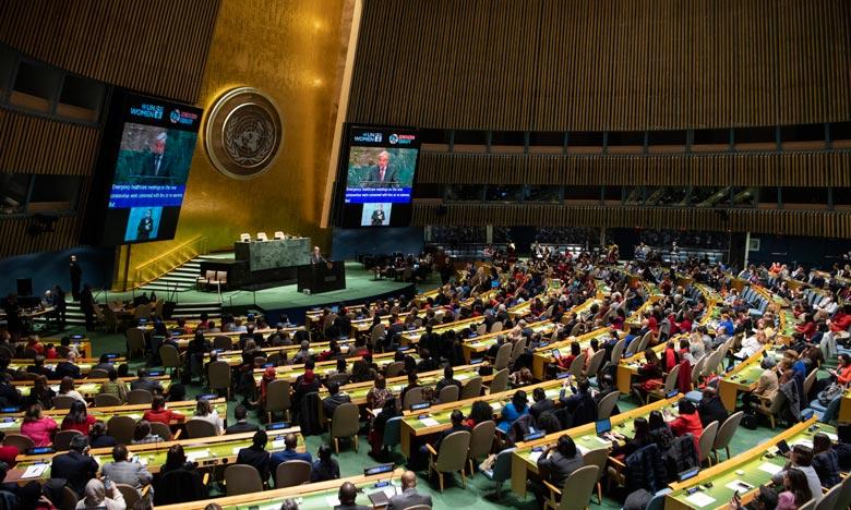 L'Onu réclame le sauvetage de l'économie mondiale
