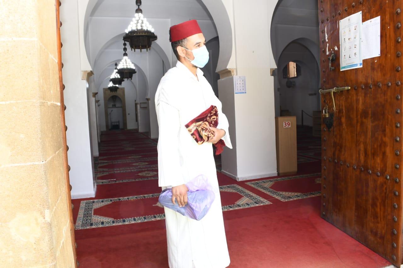 Voici comment les mosquées ont accueilli les fidèles
