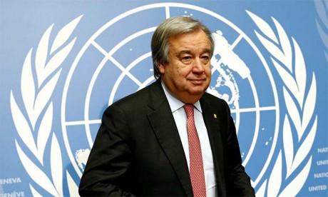 Antonio Guterres plaide pour un nouveau contrat social