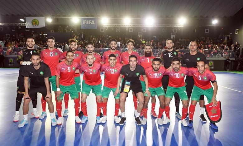 Futsal World Ranking: Le Maroc accède au 24e rang mondial