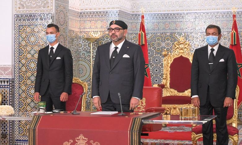 Sa Majesté le Roi : «Le moment est venu de lancer, au cours des cinq prochaines années, le processus de généralisation de la couverture sociale au profit de tous les Marocains»