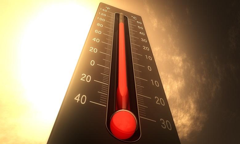 Alerte météo: Hausse des températures de vendredi à mardi dans plusieurs provinces du Royaume