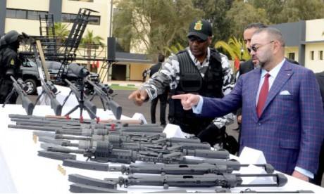 L'expertise du Maroc au service de la lutte mondiale contre le terrorisme
