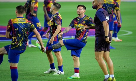 Coronavirus: manque à gagner de 200 millions d'euros pour le Barça
