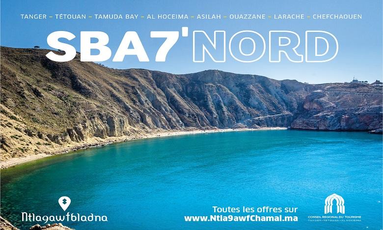 Campagne estivale : Le CRT-TTA lance « Sba7'Nord »