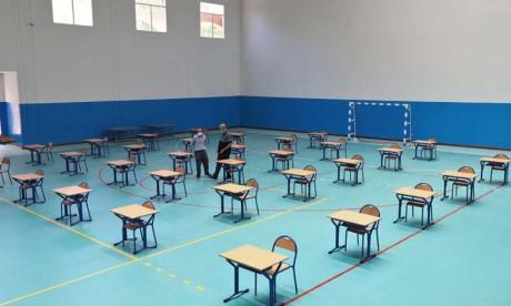 Le taux de présence des candidats scolarisés à la session de rattrapage dépasse 95%