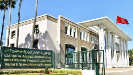 Accès au territoire national : les précisions supplémentaires du Ministère des Affaires Etrangères