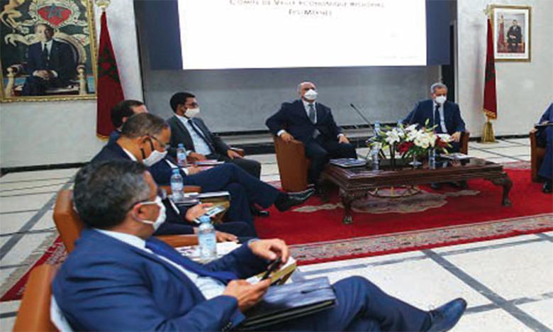 150 recommandations pour la relance  des secteurs clés de l'économie régionale