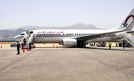 Royal Air Maroc renforce de nouveau son programme de vols domestiques