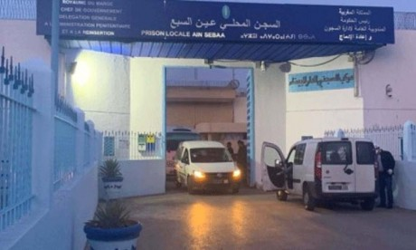 Le programme spécial des visites familiales  est respecté à la prison locale de Aïn Sbaa