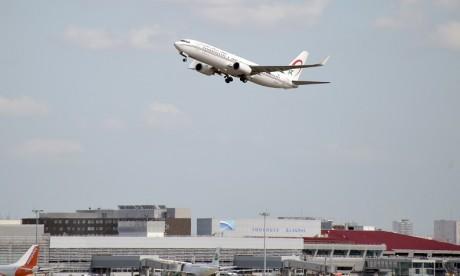 Vols spéciaux: Près de 23.000 voyageurs transportés par la RAM en une semaine