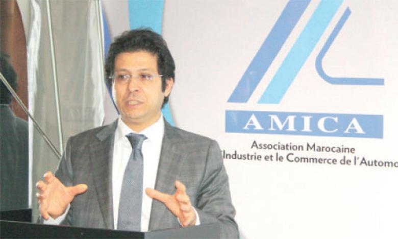 Hakim Abdelmoumen de nouveau à la tête de l'AMICA