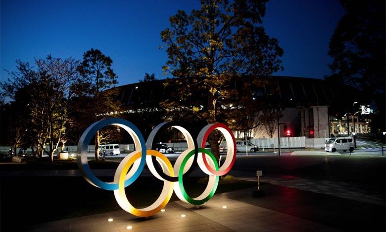 Les organisateurs des Jeux olympiques (JO) de Tokyo 2020 réfléchissent à réduire la taille des JO d'été, reportés à 2021 en raison de la pandémie de Covid-19. Ph : AFP
