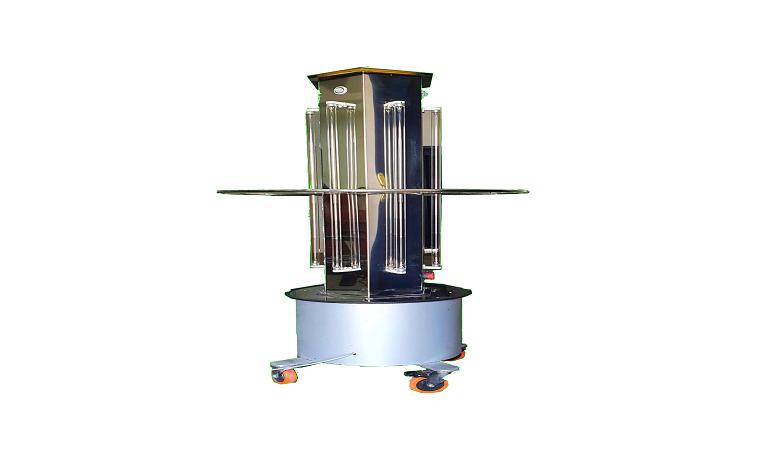Atlas Invention a développé  en collaboration avec l'ENSA de Kénitra des robots semi autonomes a radiation UV type C pour une désinfection de haut niveau, avec une intégration optimisée et sécuritaire, pour des utilisations stratégiques.