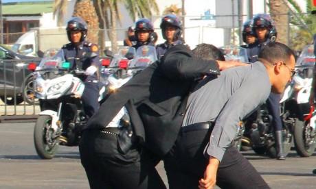 Ksar El Kébir : Un policier contraint de faire usage de son arme de service pour interpeller un individu dangereux