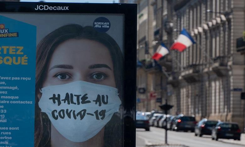 France: masque obligatoire dans les lieux publics clos dès la semaine prochaine