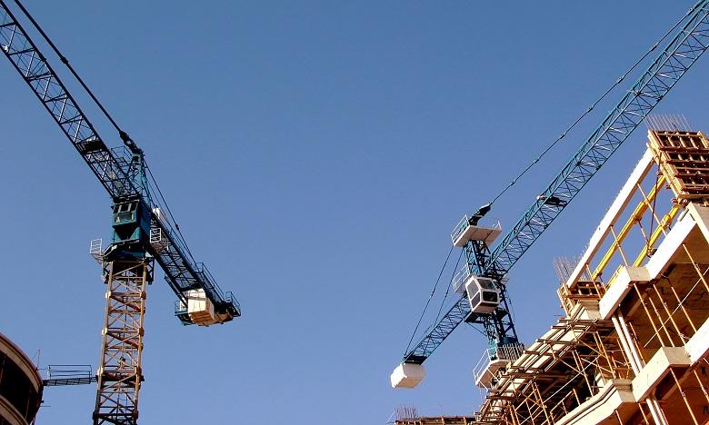 Baisse de 2,1% pour le secteur de la construction cette année