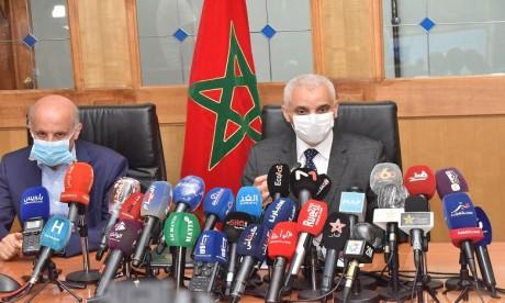 Khalid Ait Taleb :  « la situation est inquiétante mais pas hors de contrôle »