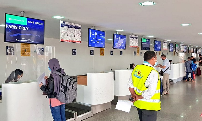 Plus de 45.000 MRE bloqués au Maroc regagnent leur pays de résidence