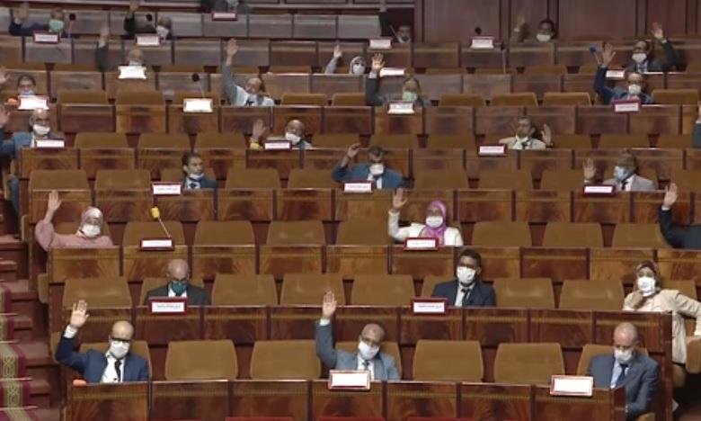 Etat d'urgence sanitaire: le projet de loi 42.20 adopté à la Chambre des représentants