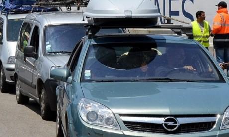 Opération spéciale de transit: les premiers passagers ont débarqué au port de Nador