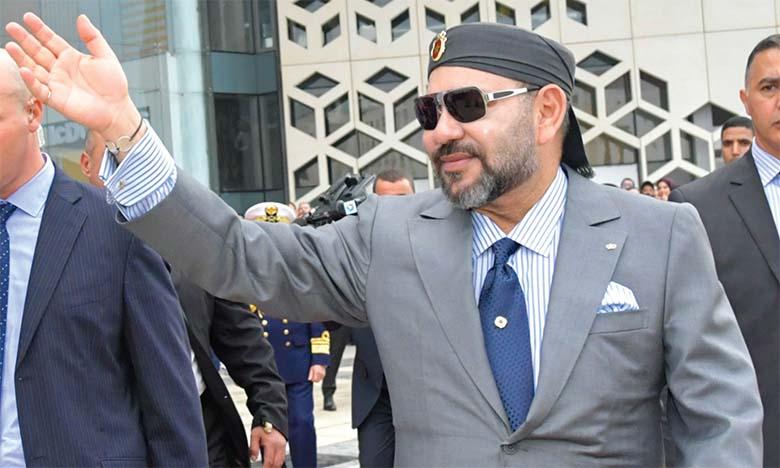 Un Maroc solidaire et entreprenant sous le leadership de S.M. le Roi
