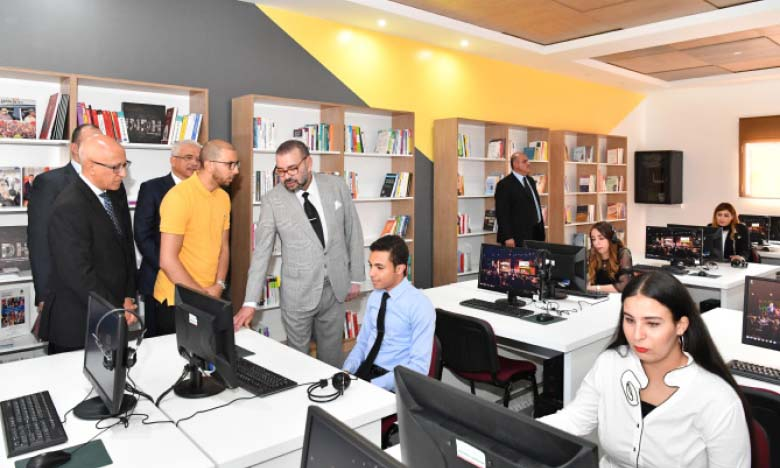 Les jeunes au cœur des préoccupations de Sa Majesté le Roi Mohammed VI