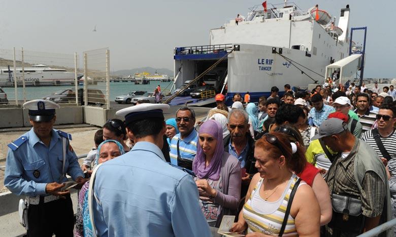 MRE : Une opération spéciale de transport de passagers lancée